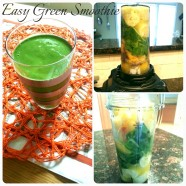 Going Green with Smoothies for Seniors