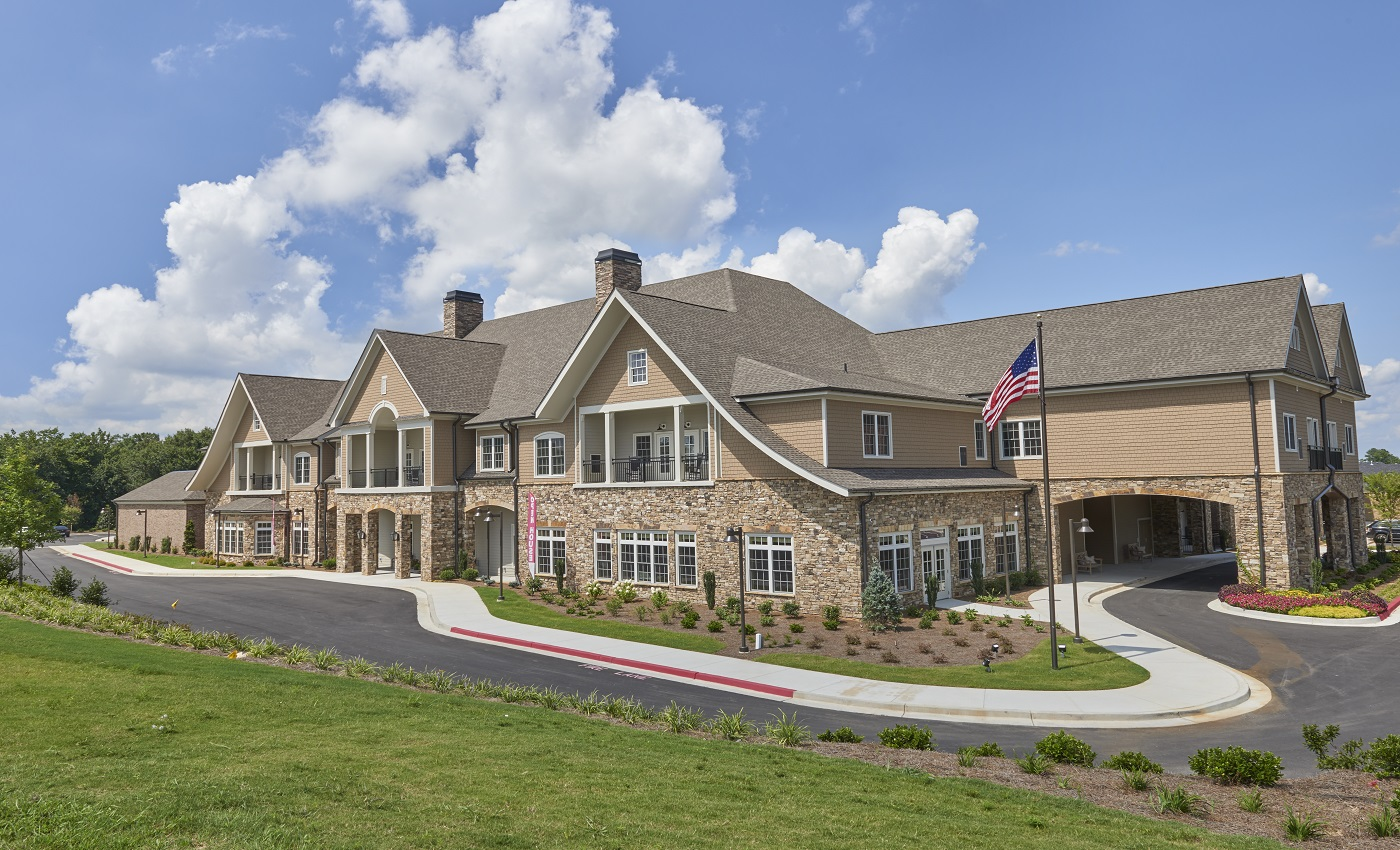 Assisted living grayson ga dogwood forest for Grayson home