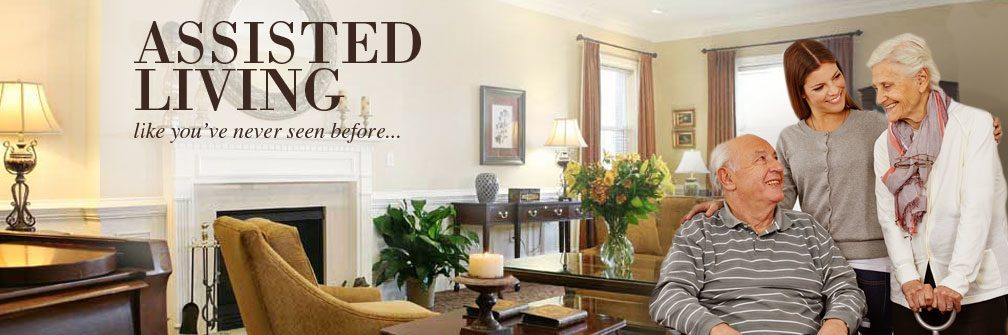 Dogwood Forest Assisted Living Banner
