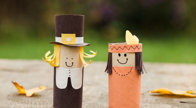DIY decorations for Thanksgiving day