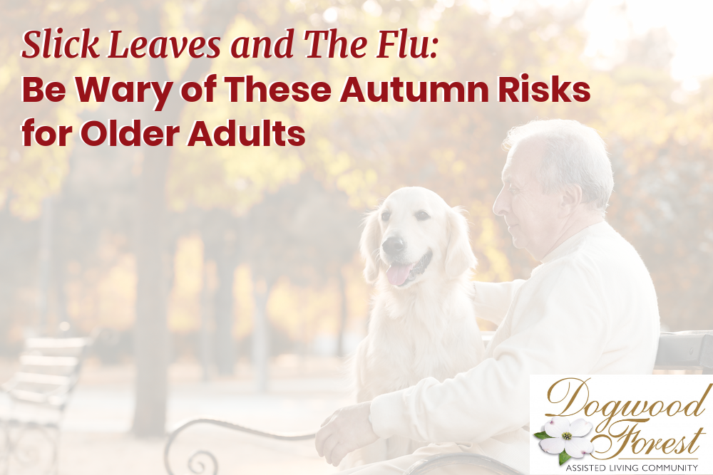 Slick Leaves and The Flu Be Wary of These Autumn Risks for Older Adults