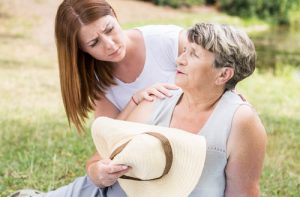 Assisted Living Dunwoody_Heat Exhaustion